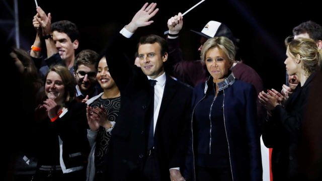 Macron becomes France's youngest president and has pulled off a remarkable feat. He has never held elected office, and just over a year ago his political movement En Marche did not even exist.