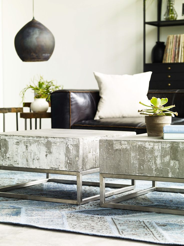 The hottest new material in home décor is no stranger to the spotlight. From Ancient Roman times to the present, concrete has been revered for use in construction, architecture, and design. The Panthe