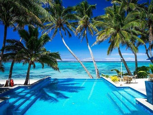 little polynesian resort, cook islands