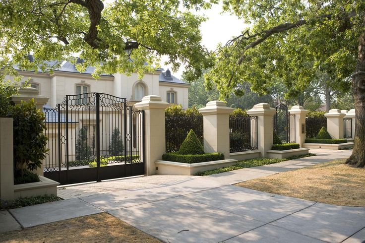 Canterbury, Melbourne, Australia - Paul Bangay is one of Australia's most high profile landscape designers.