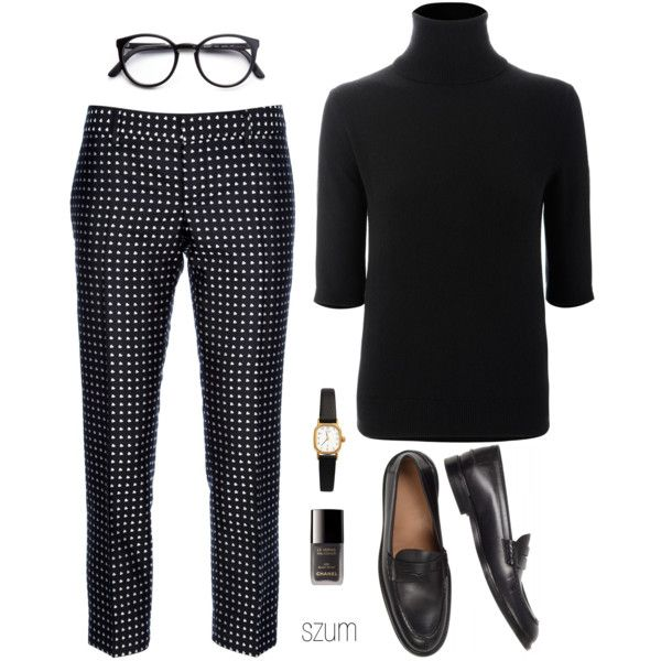 243 by szum on Polyvore featuring moda, Allude, Dsquared2, American Apparel, STELLA McCARTNEY and Chanel