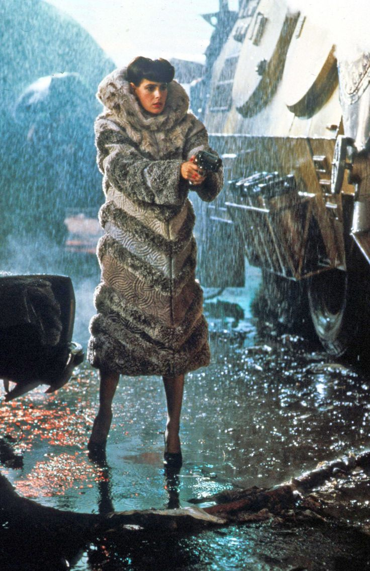 Sean Young,  Blade Runner  (1982)
