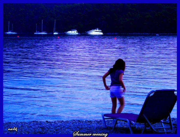 Corfu summertime