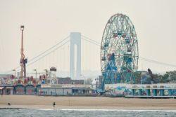 Coney Island Beach & Boardwalk : NYC Parks