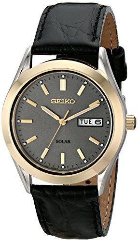 Seiko Men's Solar Strap Charcoal Dial Watch Grey SNE050 S... https://www.amazon.ca/dp/B0043ZXIY8/ref=cm_sw_r_pi_dp_x_-cx4zbMPJHTPG