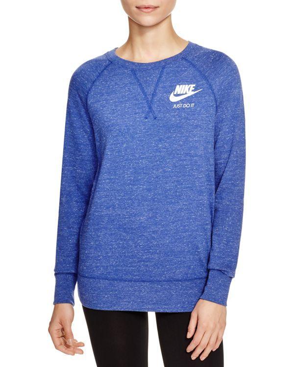 Nike Vintage Gym Crewneck Sweatshirt