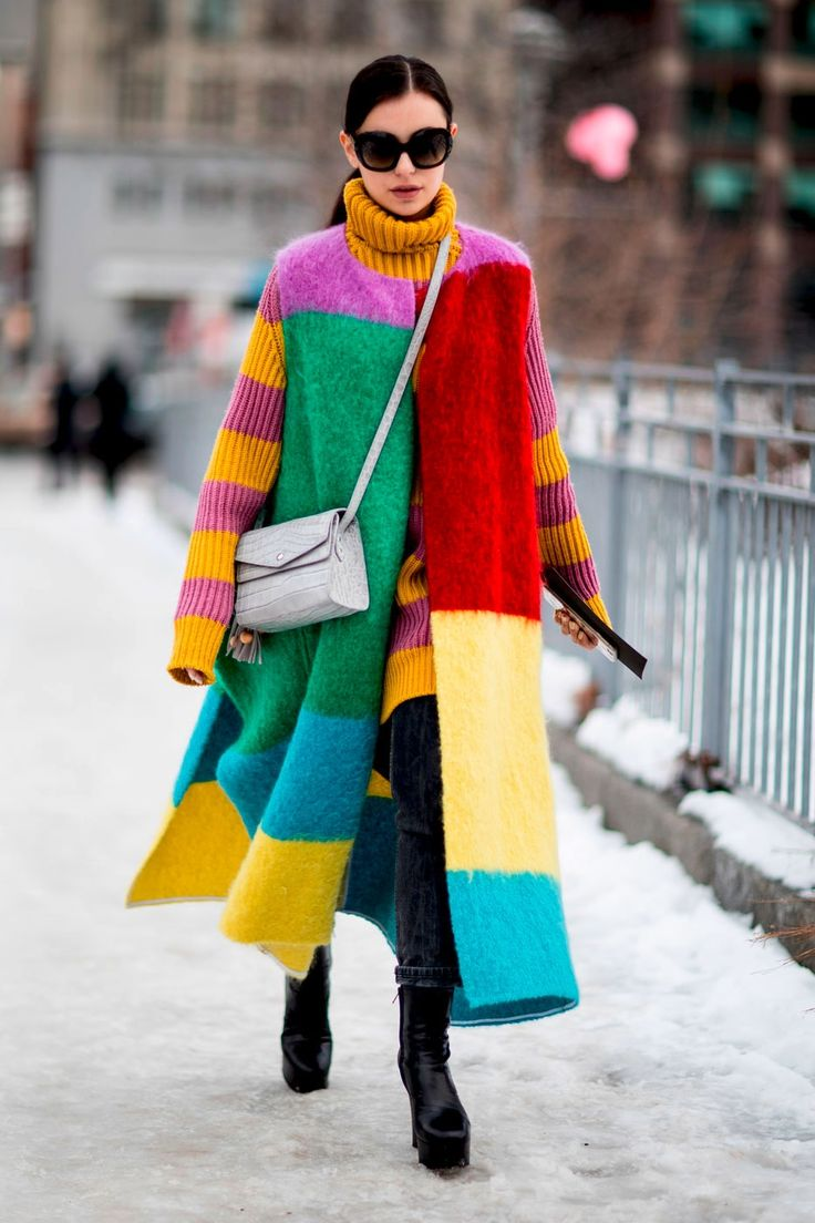 The best street styles of New York Fashion Week