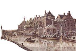 25. Trekvaart Haarlem-Leiden; blauwe ader van de Bollenstreek   Canon van Zuid-Holland   regiocanons.nl