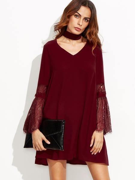 25  best ideas about bell sleeve dress on pinterest