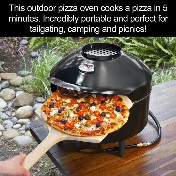 Pizzacraft Pizzeria Pronto Outdoor Pizza Oven Pizza Night Wonu0027t Be The Same  Anymore With The Pizzeria Pronto Outdoor Pizza Oven From Pizzacraft.
