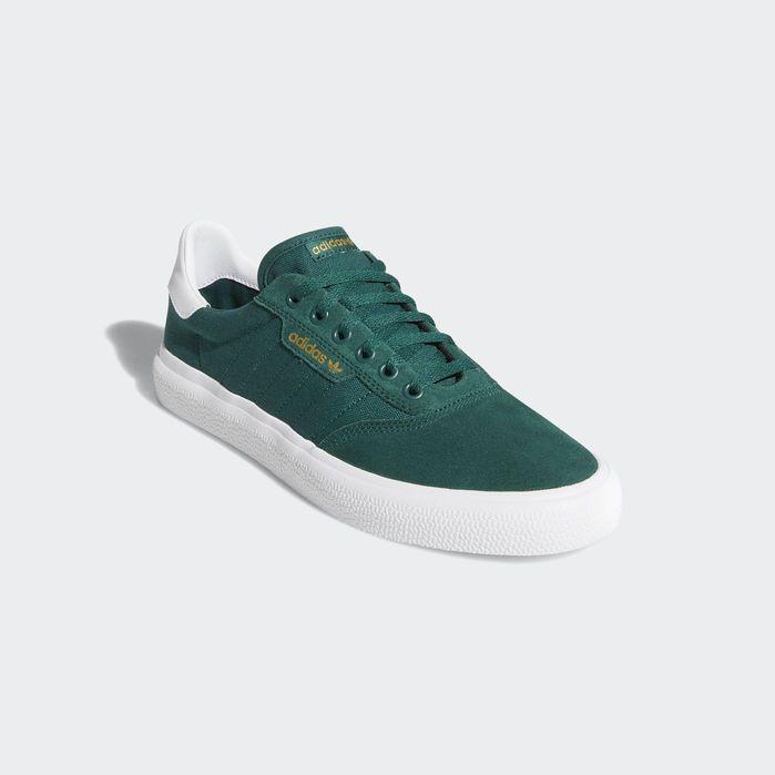 3MC Vulc Shoes Green M 10.5 / W 11.5