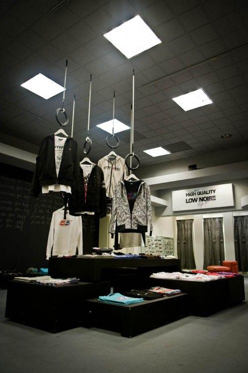 Retail Interior ~ pop up store