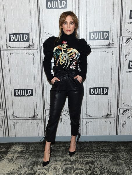 "Jennifer Lopez Photos Photos - Jennifer Lopez visits the  Build Series Presents Jennifer Lopez And Ray Liotta Discussing ""Shades Of Blue"" at Build Studio on March 2, 2017 in New York City. - Build Series Presents Jennifer Lopez and Ray Liotta Discussing 'Shades of Blue' ❤️ Jennifer Lopez #fashion #style #inspiration #chic #lookbook #outfits #beauty #jenniferlopez #jlo #celeb"