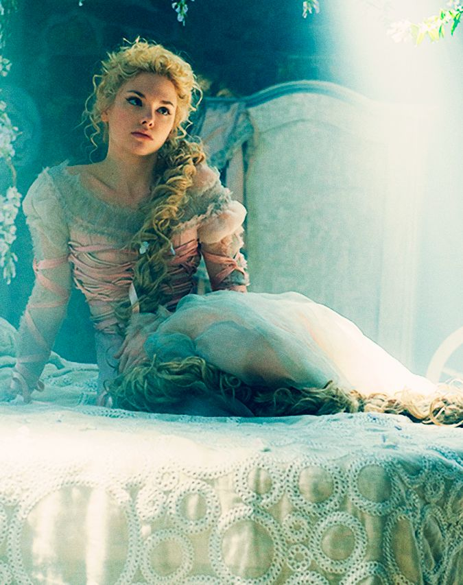 Rapunzel, Into the Woods