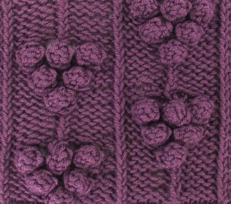 Knitting Stitch Patterns Edging : 12 best images about August 2013 Knitting Stitch Patterns on Pinterest