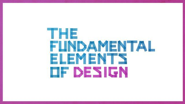The Fundamental Elements of Design by Erica Gorochow. Direction, Design, Animation, Writing: Erica Gorochow