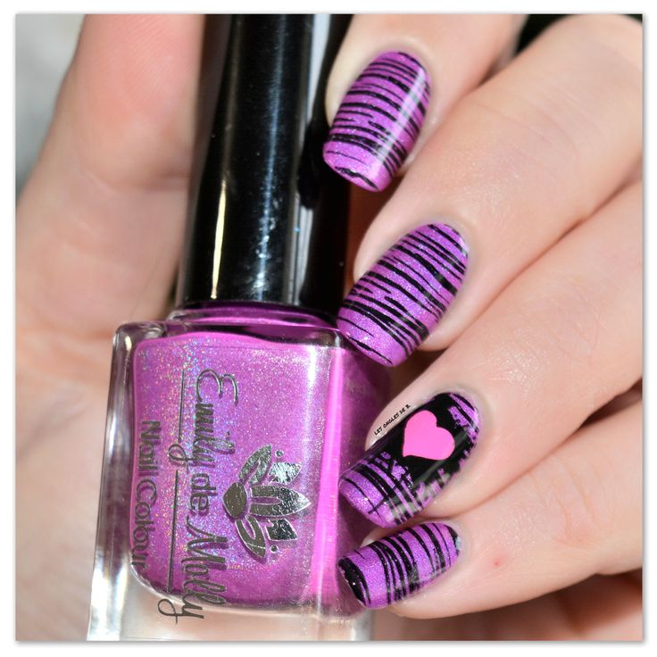 15 best LINA Nail Art Supplies - Stamping Plates images on Pinterest ...