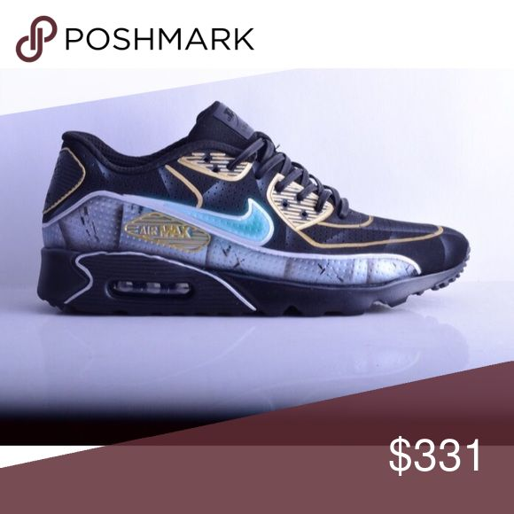 ONLY 5 LEFT! Limited Addition Airmax (Custom) These are the limited  addition