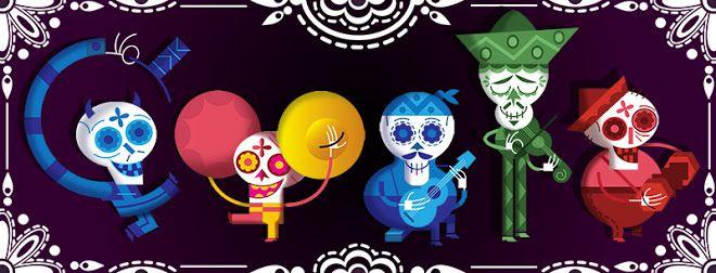 Día de los Muertos 2012 (Tag der Toten – Mexiko)