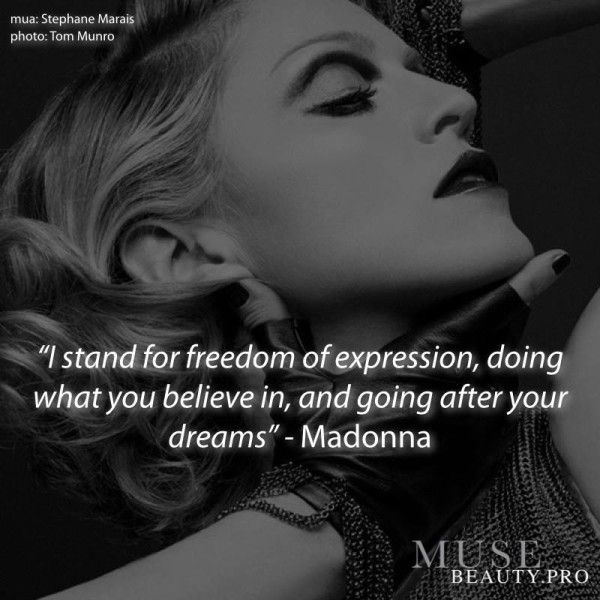 Madonna Inspirational Quotes: 17 Best Images About THE WORDS On Pinterest