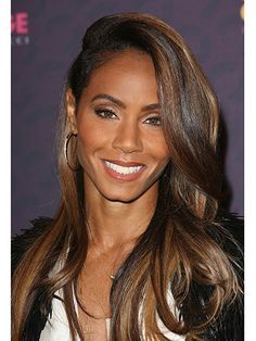 brown highlights for african american hair - Google Search