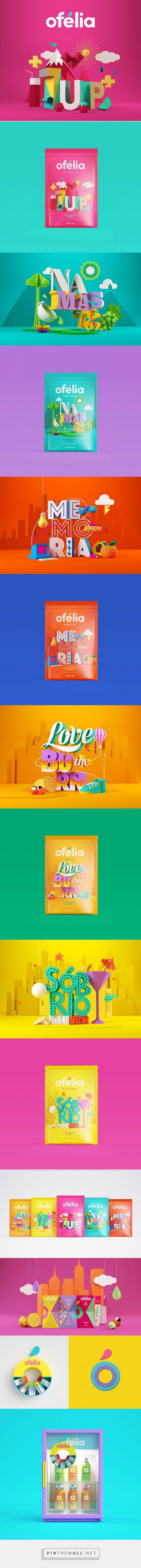 Ofelia - Packaging of the World - Creative Package Design Gallery - http://www.packagingoftheworld.com/2016/01/ofelia.html