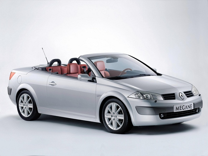 Renault Megane CC (2003 – 2006).