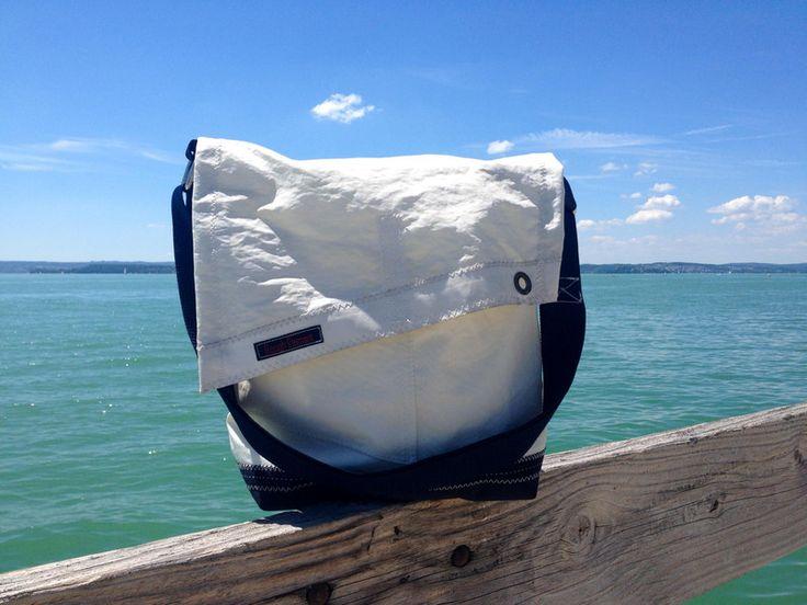 113 best segeltaschen taschen aus segel segeltuchtaschen images on pinterest. Black Bedroom Furniture Sets. Home Design Ideas