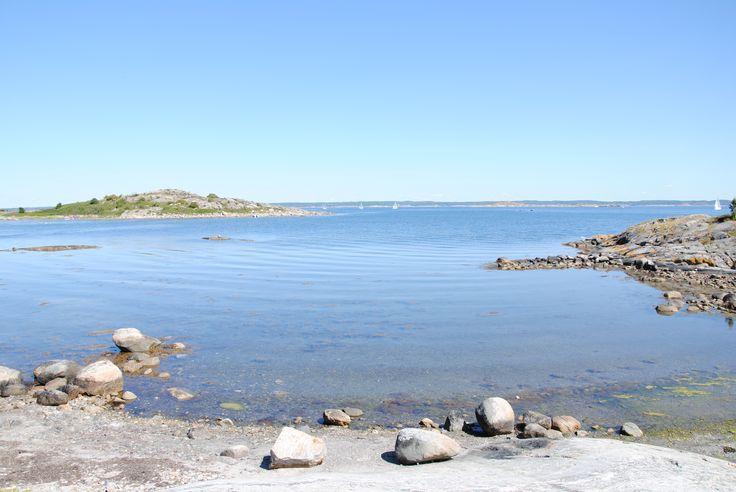 Vrangö, North Sea