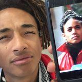 Jaden Smith Is the Spitting Image of His Mom in This Side-by-Side Snap