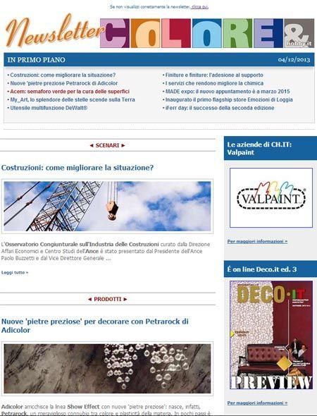 Newsletter - Ed. 41/2013
