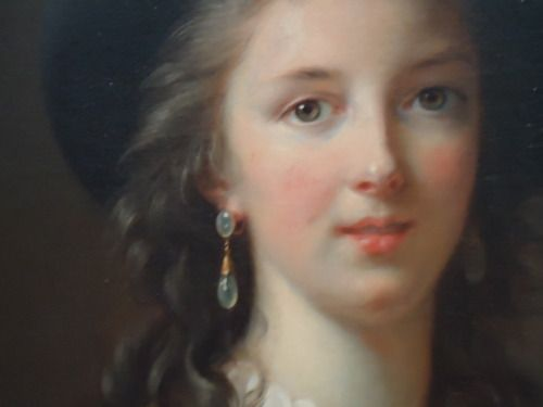 an analysis of the self portrait of elisabeth vigee lebrun Self portrait in a straw hat elisabeth vigee lebrun analysis essay, best cv writing service uk, best resume writing service seattle.