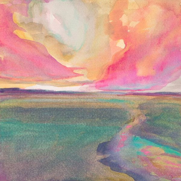 """Pink Passage"" Print"
