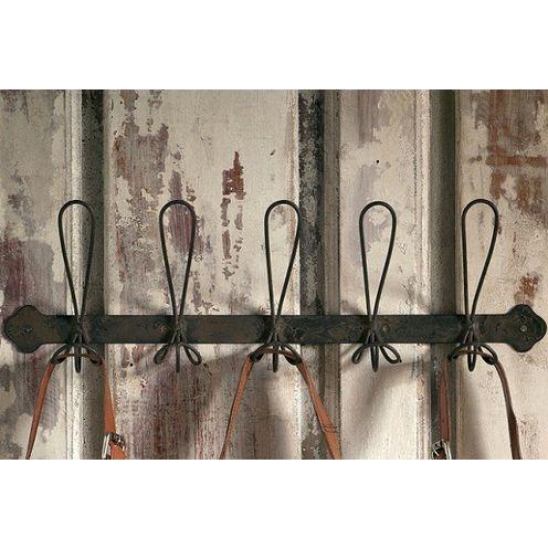 Black Wire Coat Hanger