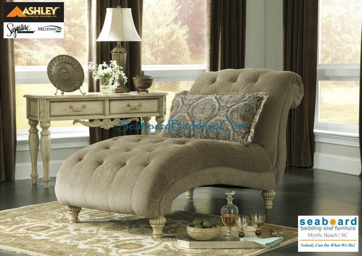 Parkington Platinum Chaise Lounge