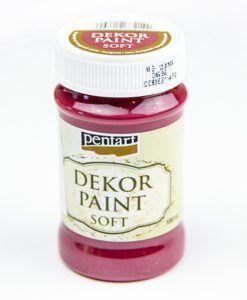 Akrylová farba Decor Paint fialová