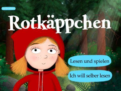 Rotkäppchen - iOS   CARLSEN Verlag