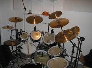 Pearl 7 Piece Drum Set