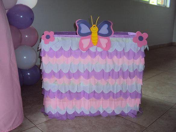 173 best images about party decor centerpieces - Cajas decoradas para bebes ...