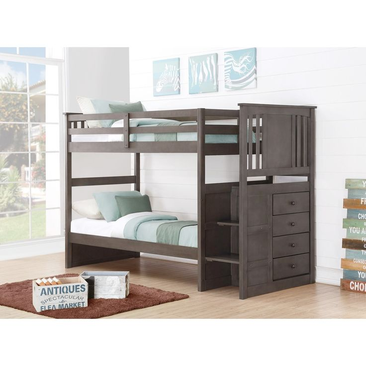 best 25+ storage bunk beds ideas on pinterest | beds for kids