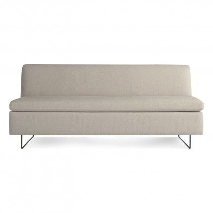 12 best armless sofa images on pinterest - Big Sofa Laguna Magic Cream