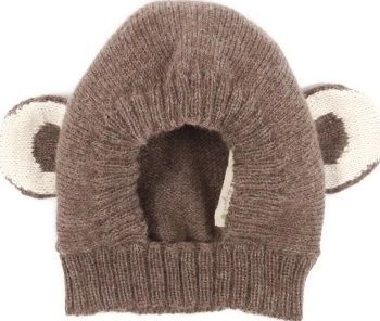 Oeuf NYC Monkey Cap Brown `3/6 months Fabrics : Alpaca Details : Brown, Ribbing Style : Casual Unisex style http://www.comparestoreprices.co.uk/january-2017-7/oeuf-nyc-monkey-cap-brown-3-6-months.asp