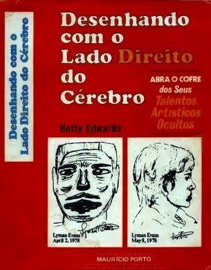 Ivo Desenhos Realistas: DESENHANDO COM O LADO DIREITO DO CÉREBRO