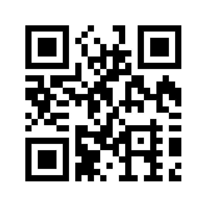 Nice... scan it... its who we are!!