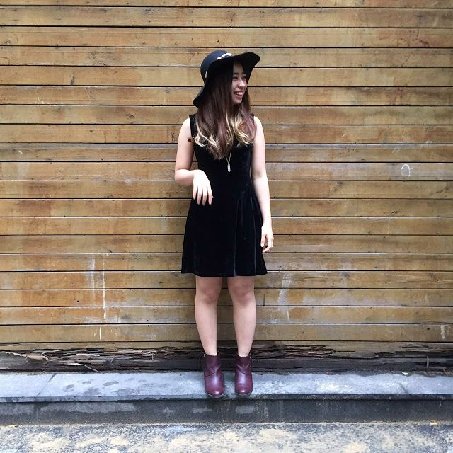 Calling All The Black #ootd #streetstyle #black