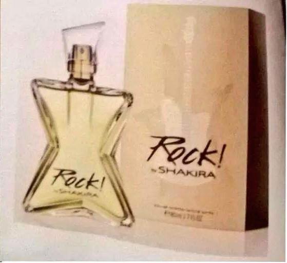 #Shakira - Rock #celebrityfragrance #beautynews #fragrancenews #beauty2014 #fragrance2014 #scent #scent2014 #scentnews #perfumenews #perfume2014 #aroma #parfum2014