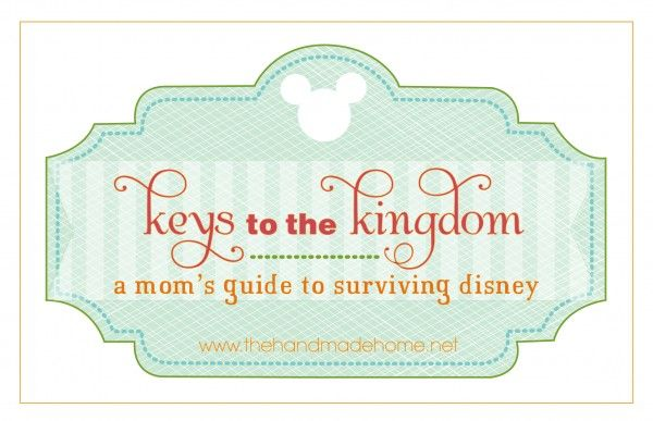 a moms guide to surviving disney world