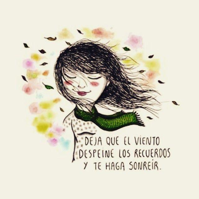 Que el viento despeine recuerdos by Leo Quiroga