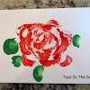 Celery Rose Stationary