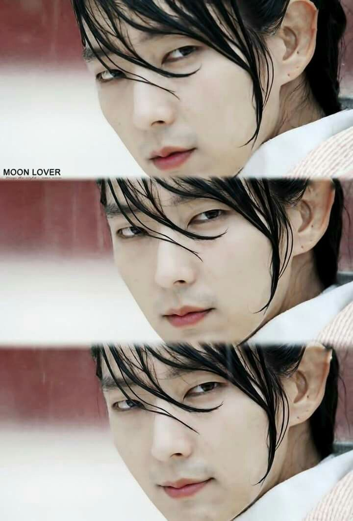 "Lee Joon Ki / eyes... ""Moon Lover"" / ""Scarlet Heart Ryeo"" (2016)"